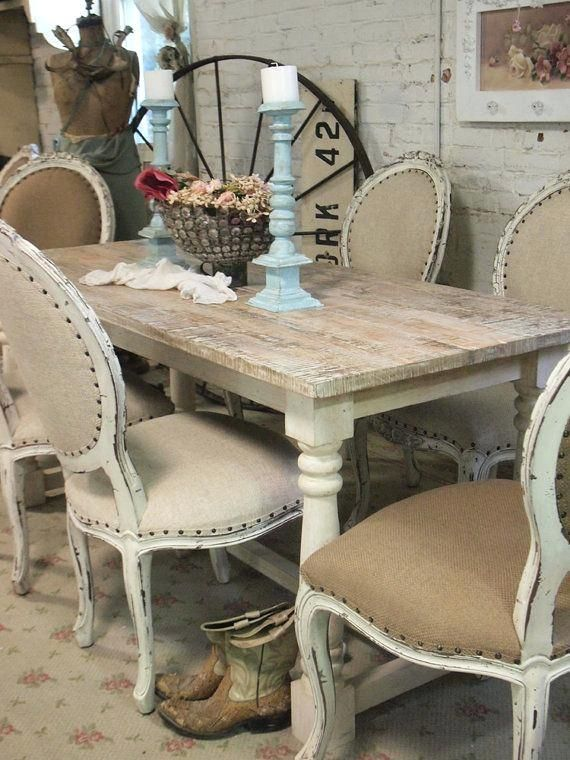 Simple Yet Stunning Country Dining Table Ideas Ecstasycoffee French Country Dining Room French Country Dining Room Table Shabby Chic Dining Room
