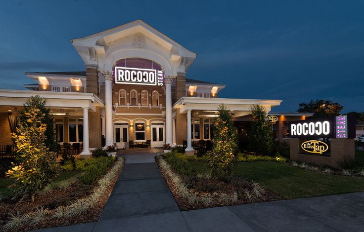 Rococo Restaurant St Pete