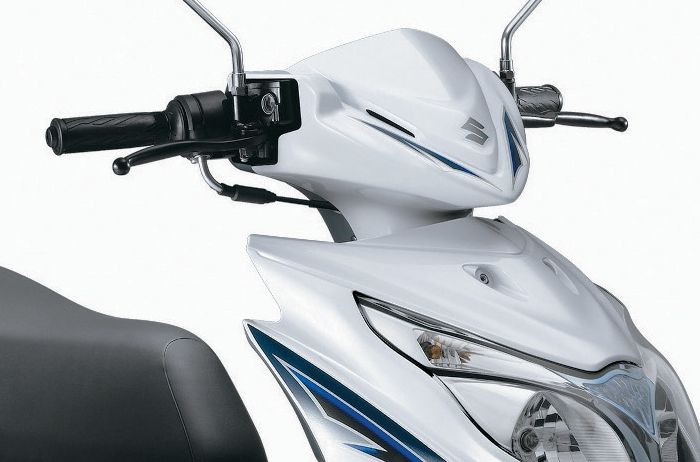 Suzuki Motos | HAYATE 125