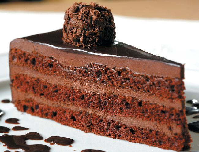 Nem Chokoladekage Kage Lagkage Desserter Pandekager Opskrift