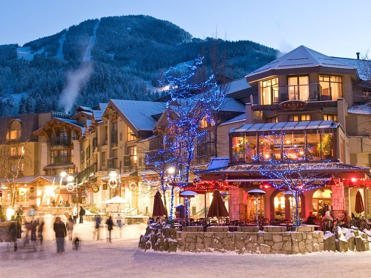 *Condé Nast Traveler* readers rate their favorite ski resorts in North America—the best trails, lifts and lines, and spots for après-ski.