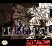 Emularoms: Final Fantasy IV (Br) [ SNES ]