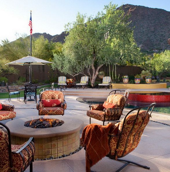 Top 70 Best Desert Landscaping Ideas: 7 Best Desert Landscaping, Patios & Pools Images On