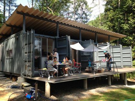 「コンテナハウス」 - 押山祐二建築デザイン事務所                                                                                                                                                      もっと見る