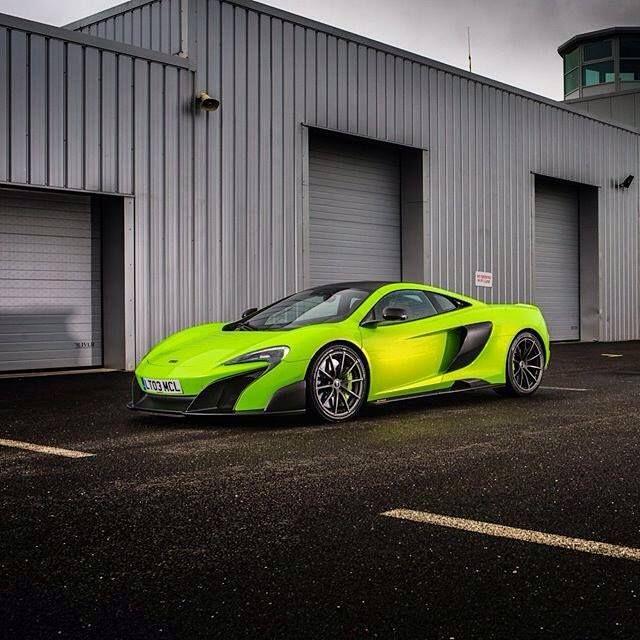 #motorsquare #oftheday : #McLaren #675lt what do you think about it?