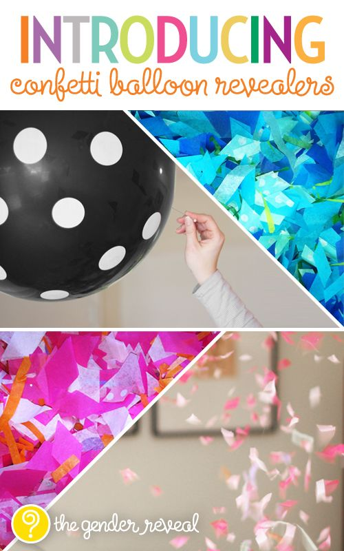Miss Party Mom: The Gender Reveal Party: Tips (and Opinions) for How (or How Not) to Throw One