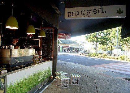 Mugged Espresso, Bulimba.