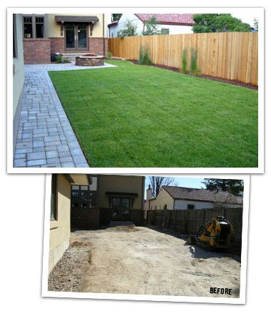 Sod Installation in Denver, Colorado