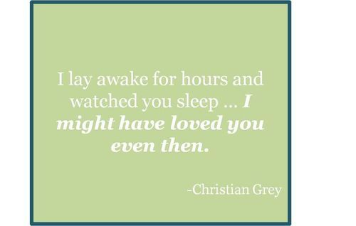 Sigh...Christian: Books Music Movies Tv Faves, Fifty Shades Of Grey, Christian Grey, Grey Sayings, Grey Fifty, Fifty Shades Darker, Favorite Quotes, 50 Shades Of Grey, Fifty Shades Oh