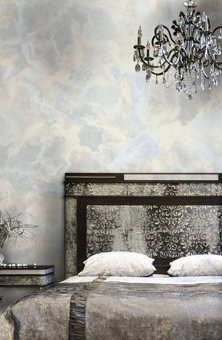 Silver Mavericks in this bedroom