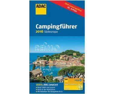 ADAC-Campingführer 2016 Südeuropa