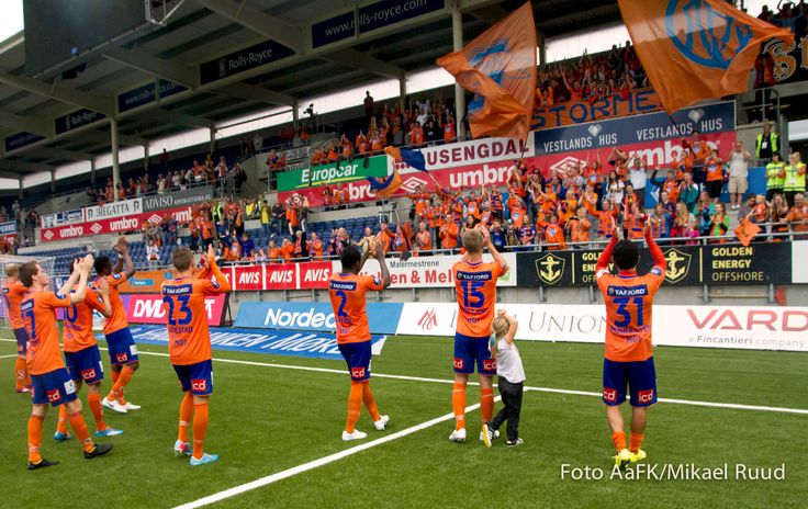 Victory Celebration.