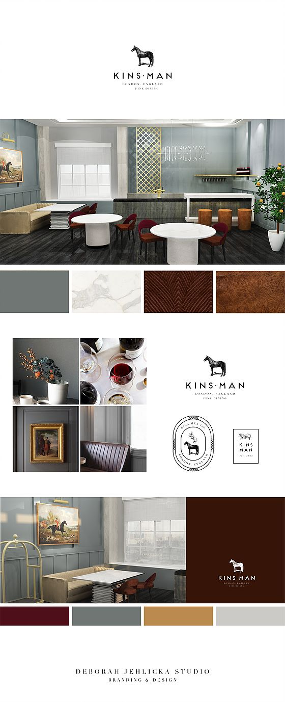 modern british bar  restaurand and lounge design