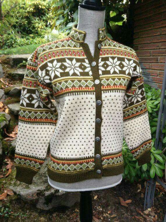Viking knit