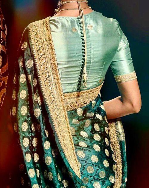 By Sabyasachi. Bridelan - Personal shopper & style consultants for Indian/NRI weddings, website www.bridelan.com#traditional #banarasi #weavesofbanaras #regal #royal #varanasiweaves #banarasirevival #indianwedding #indianwear #banaras