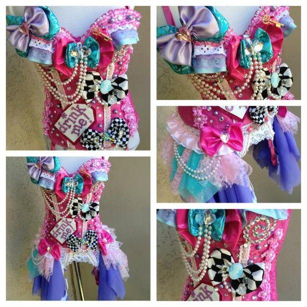 Electric Laundry Alice in Wonderland costume