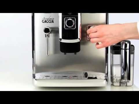 Accademia Gaggia will make you a real barista able to satisfy any desire: from the traditional espresso to a creamy cappuccino… and much more! The perfect …   source   ...Read More