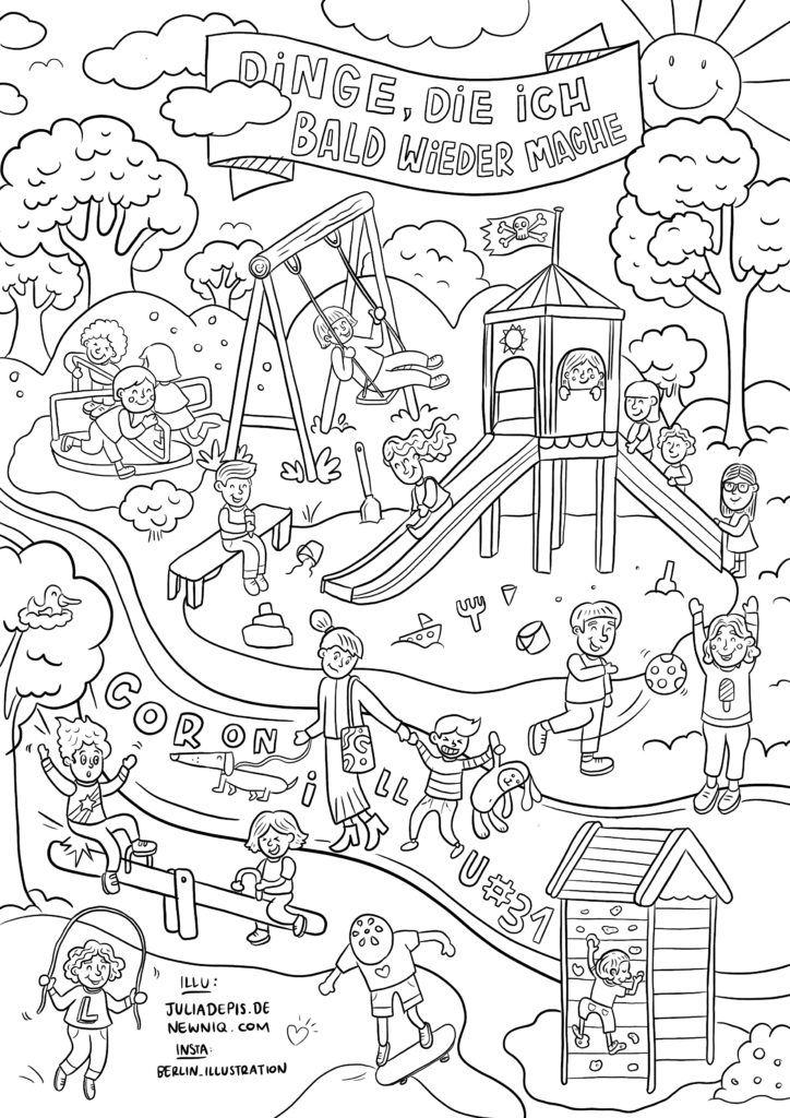Malvorlagen Fur Kinder Gegen Den Corona Koller Newniq Interior Blog Design Blog Malvorlagen Fur Kinder Malvorlagen Ausmalbilder