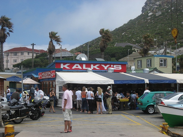 Great fish & chips in Cape Town, fresh off the fishing boat at Kalky's in Kalk Bay.: Kalkys, Fishing Boats, Photo, Cape Town