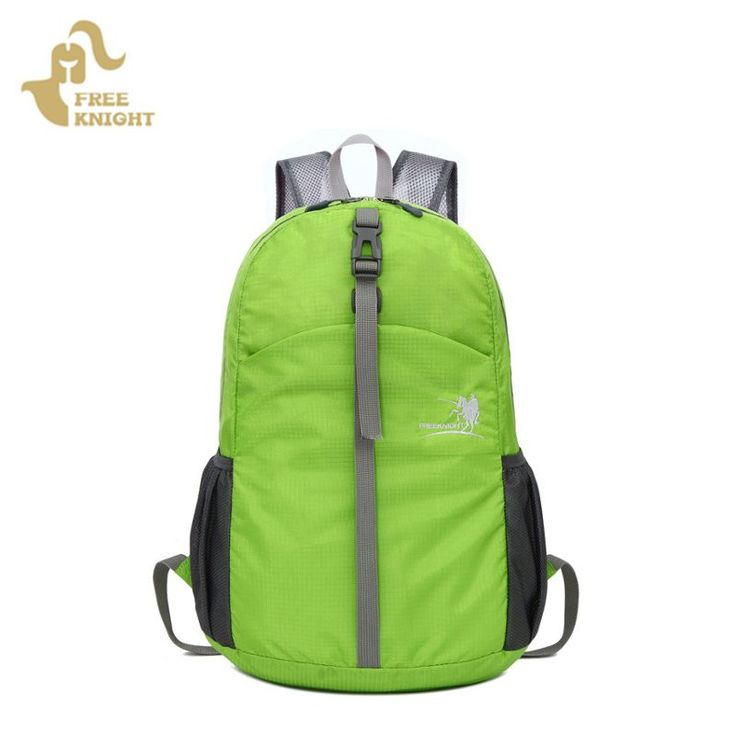 Free knight 30L ultralight waterproof nylon Outdoor Sports Foldable Backpack student Shoulder Bag Travel Knapsack Climbing bag