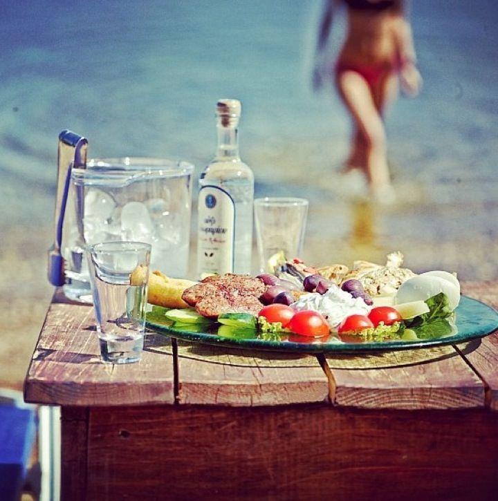 Island Tilos, greece