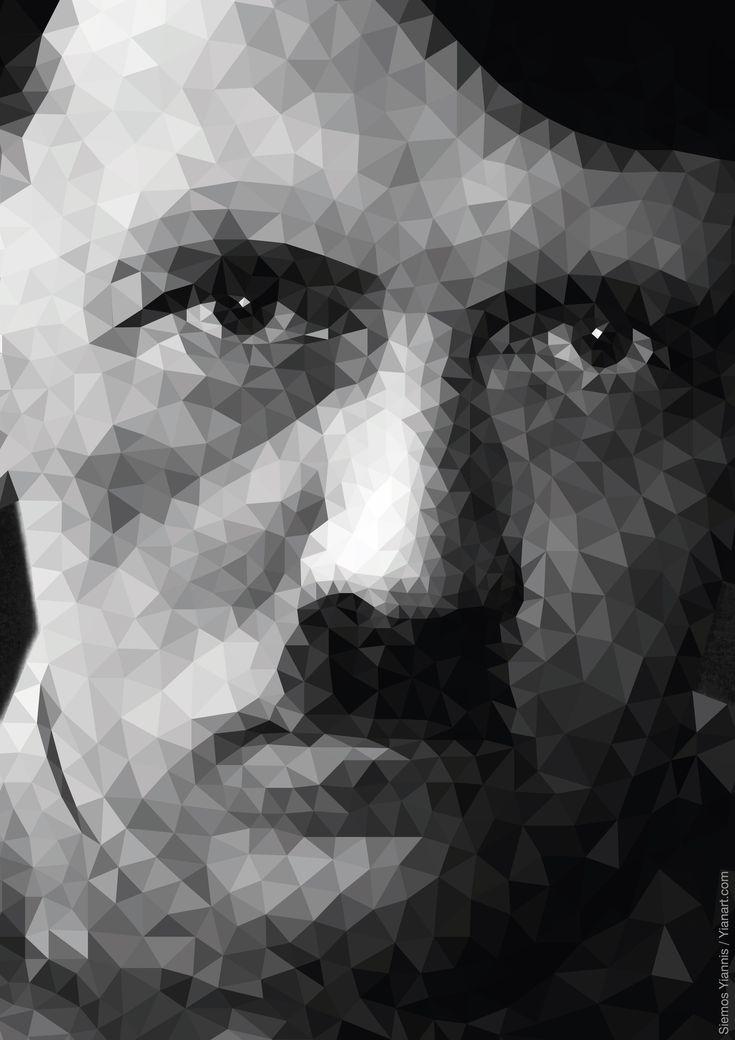 Adolf Hitler_Closed_Yianart.com