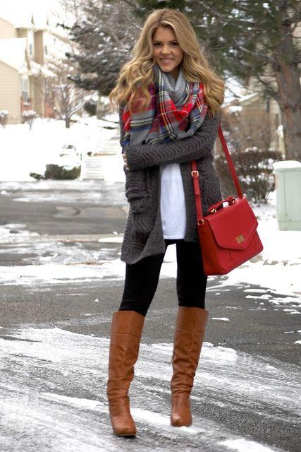 hermosa como llevar con polainas en invierno 10 Mejores trajes