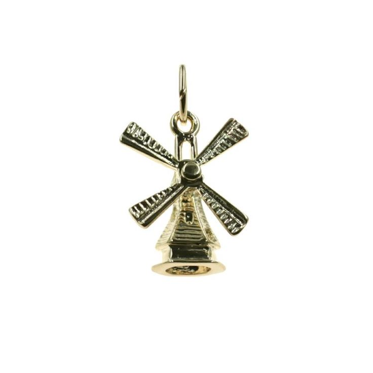 Buy our Australian made Windmill - movable Charm - chr-0200 online. Explore our range of custom made chain jewellery, rings, pendants, earrings and charms.
