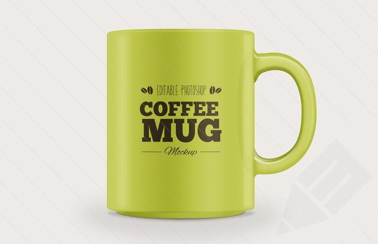 Medialoot - Coffee Mug Mockup