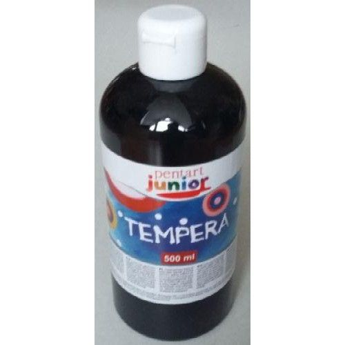 Pentart fekete tempera festék 500 ml műanyag flakonban - Pentart Junior 6492 Ft Ár 749