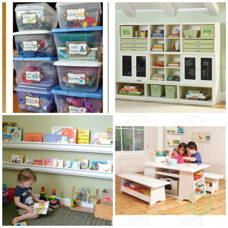 Toy Room Must Haves|HarassedMom