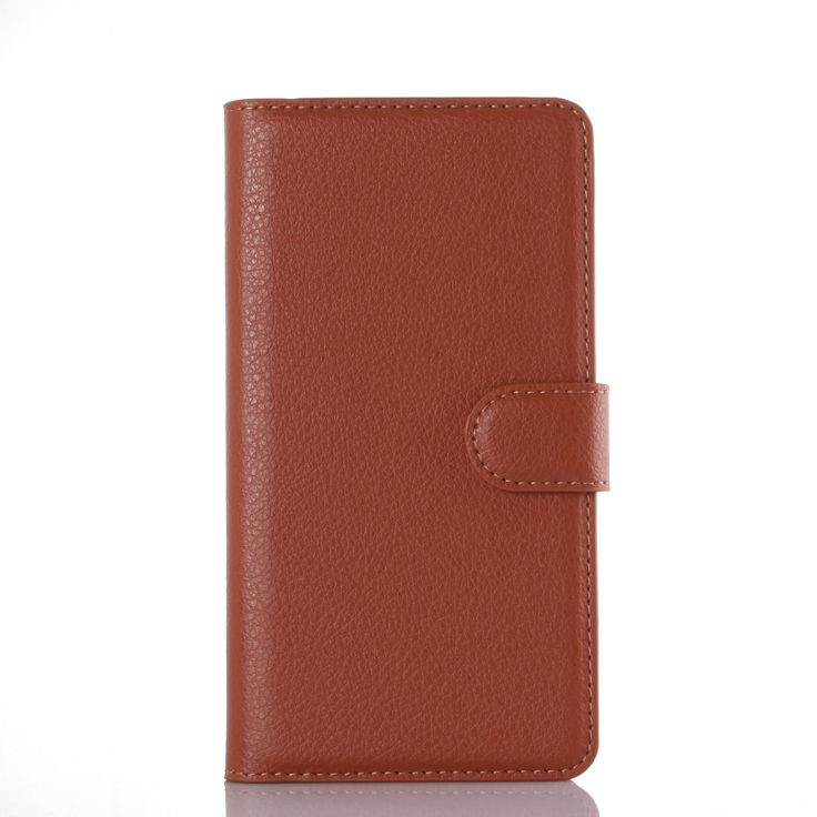 For Wiko Pulp 4G Case Wallet Card Slot Magnetic Cell Phone Stand Nice PU Leather Cover For Wiko Pulp 4G