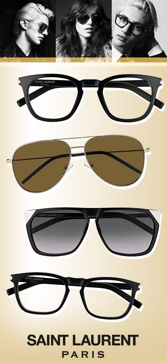 Saint Laurent Exemplifies Vintage Edge: http://eyecessorizeblog.com/?p=5963: Exemplifi Vintage, Yves Saint Laurent, Spr 15, Vintage Wardrobe, Laurent Exemplifi, Vintage Edging, Eyewear Trends, Trends F W, F I Eyewear