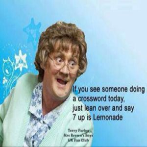 mrs brown 7up