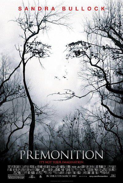 sandra bullock movie posters | Premonition Movie Poster - Premonition Poster, Starring Sandra Bullock