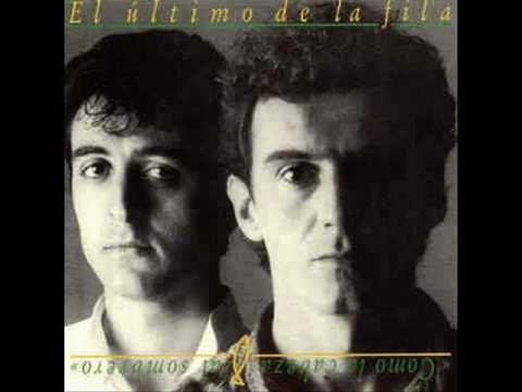 Gran canción, himno para muchos de nosotros que vivimos los grandes años del pop español de los 80. Fuerza, ganas de vivir, lucha...
