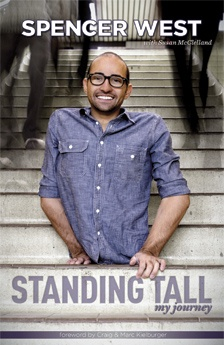 Standing Tall: My Journey by Spencer West