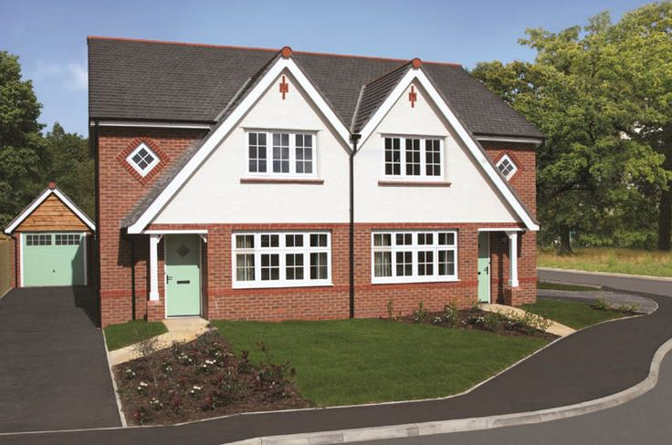 New homes round-up – the pick of today's new build property in the East Midlands. Hamilton Gardens in Leicester (Redrow Homes)