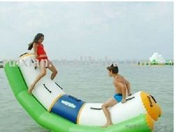 inflatable water park game/Inflatable Water Park Seesaw/