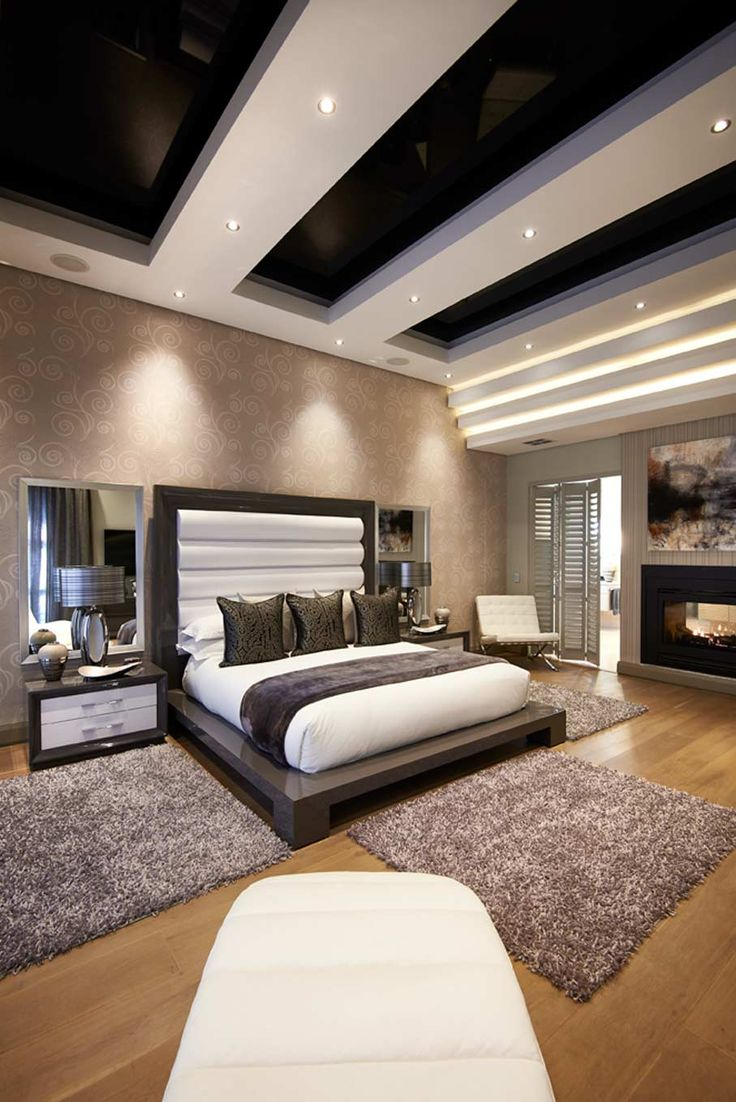 High Gloss Stretch Ceiling Panels In Between Bulkheads In 2019 Ceiling Panels