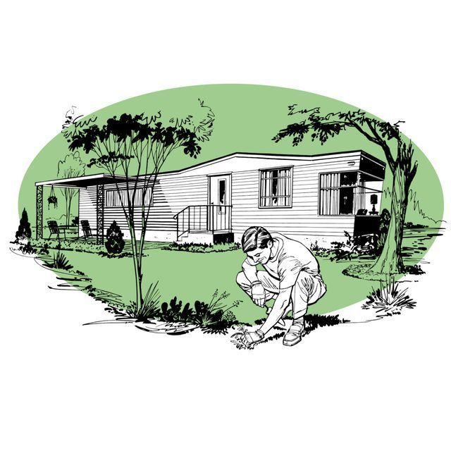How to Block, ce and Tie Down a Mobile Home | Hunker ... Mobile Home Tie Down Drawing on portable building tie down drawing, tents drawing, mobile home custom drawing, mobile home strap drawing,