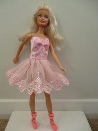 New-Cute BALLET Set For Barbie!!