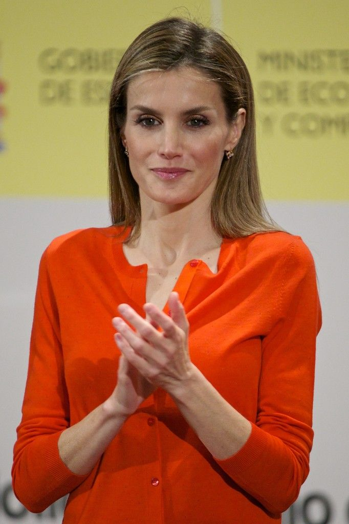 King Felipe VI of Spain and Queen Letizia of Spain attend the delivery of National Innovation and Desing Awards 2013 at Museo de la Ciencia de Valladolid on July 1, 2014 in Valladolid, Spain - Zimbio
