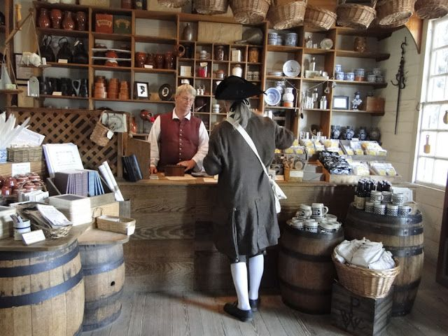 Passion for the Past: Visiting Colonial Williamsburg Part 6: The Cure for the Refractory