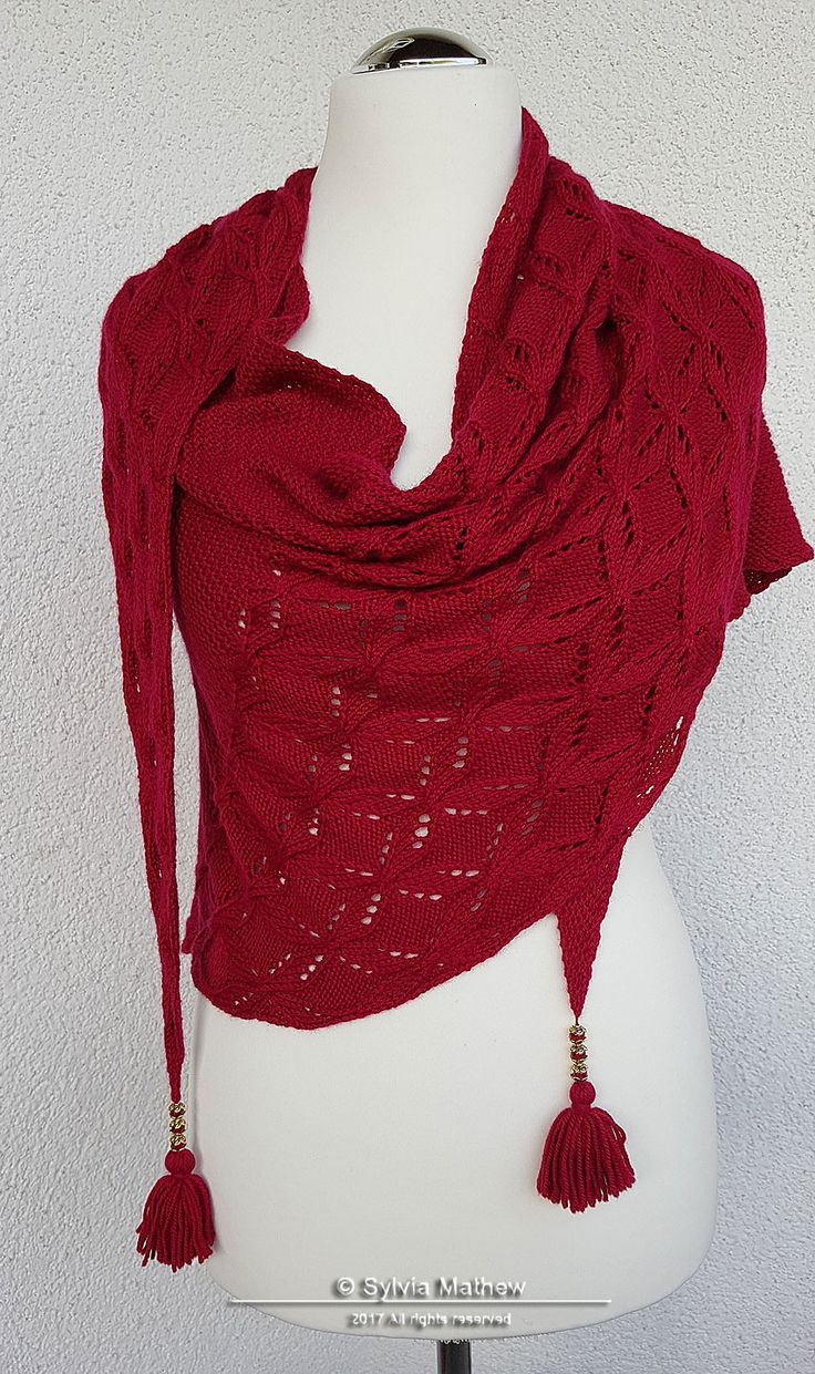 10 best 100farbspiele images on Pinterest | Knit shawls, Knitting ...