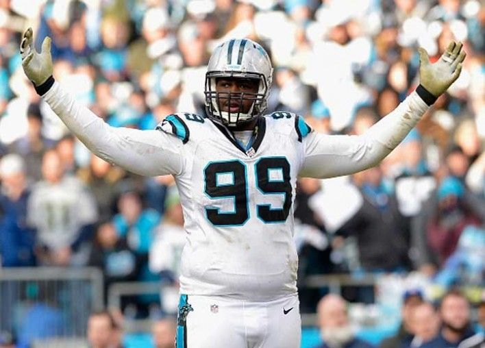 Panthers Sign DT Kawann Short To Five-Year, $80.5M Deal