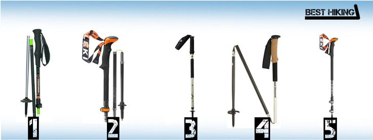 Best Hiking Poles for 2016