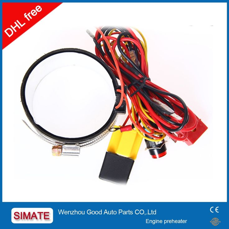79.99$  Watch here - http://alitc6.shopchina.info/1/go.php?t=32503085130 - Halloween Hot Sales High Quality 24V/75W Diesel Oil-water Separator Heaters car heater Diesel Fuel Heater for Truck Bus Tractor 79.99$ #aliexpress