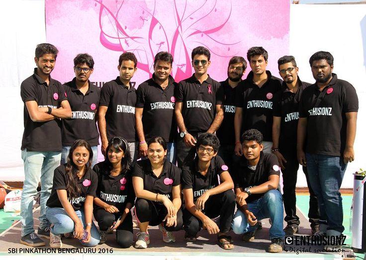 Pinkathon 2016 - Bangalore   Enthusionz   Digital Marketing Company in Bangalore   Digital Media Company