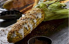Not your everyday grilled corn. Longhorn Steak House shows you how to make EXTREME grilled corn!